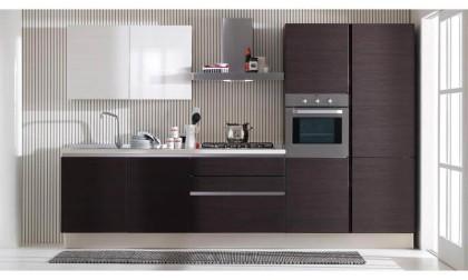 Кухня Black wood