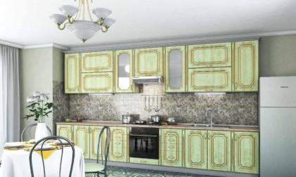 Кухня Классик Лайм